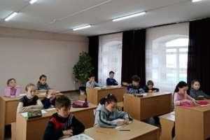 В Православном культурно-просветительском центре «Воскресение» прошли первые в этом учебном году занятия Воскресной школы